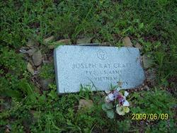 Pvt Joseph Ray Craft