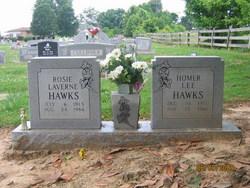 Homer Lee Hawks