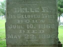 Belle <i>Robertson</i> Barry
