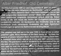 Alter Friedhof (Old Cemetery)