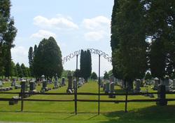 Sardinia Cemetery (New)
