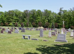 Saint John the Baptist Catholic Church Cemetery