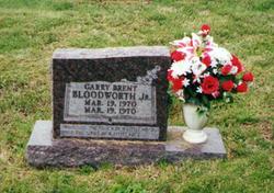 Garry Brent Bloodworth, Jr