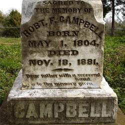 Robert Fleming Campbell