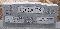 Murrell Gail <i>McDaniel</i> Coats