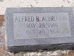 Alfred B Albritton