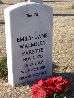 Emily Jane Parette