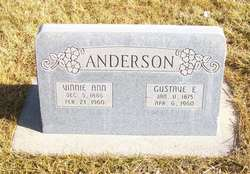 Vinnie Ann <i>Clark</i> Anderson
