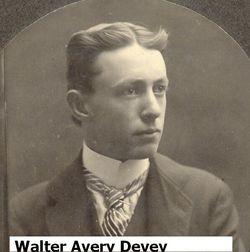 Walter Avery Devey