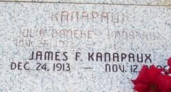 Julia Margaret <i>Danehey</i> Kanapaux