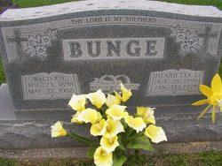 Walter Charles Bunge