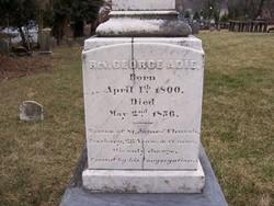 Rev George Adie