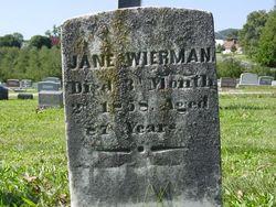 Jane <i>Underwood</i> Wierman