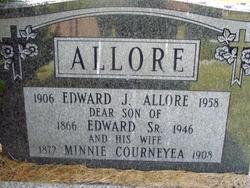 Edward Allore, Sr