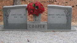 Minnie <i>Copeland</i> Cooper