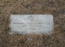 Sgt Howard Eugene Smith, Sr