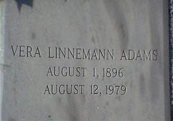 Vera <i>Linnemann</i> Adams