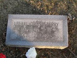 Pearl <i>Drane</i> Berry