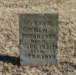 Clyde N Daugherty