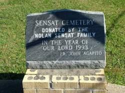 Sensat Cemetery