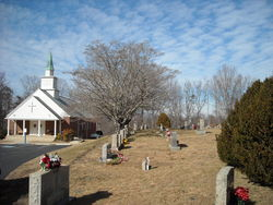 Browns View United Methodist Church Cemetery