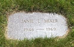 Jane Louise Mixer