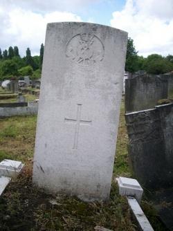 Serjeant Henry H Allen