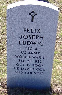 Felix Joseph Ludwig