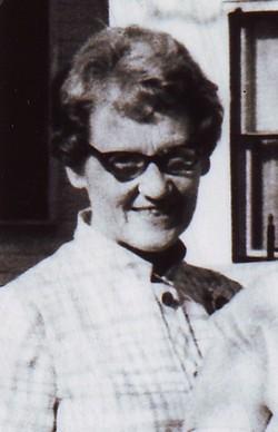 Marjorie M. <i>Dixon</i> McALLISTER