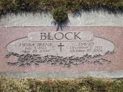 Dessa Irene <i>Hooker</i> Block