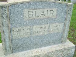 Margaret <i>Collins</i> Blair