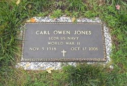 Carl Owen Jones