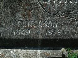 Abraham Materson Matt Barnhart