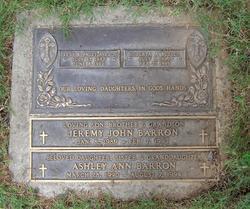 Irene Kay <i>Paget</i> Barron