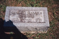 Charlott <i>Slabaugh</i> Mitchell