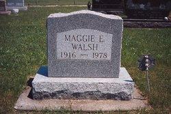 Maggie E. <i>McAfee</i> Fervida/Walsh