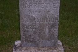 Harriet E. <i>Wilmot</i> Aldrich