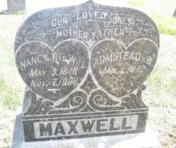 Armstead B Maxwell