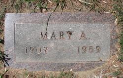 Mary Adeline <i>McFarland</i> Lange