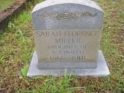 Sarah Florence Miller
