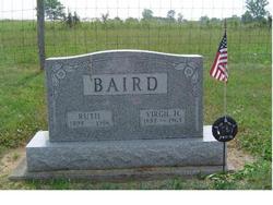 Ruth <i>Hubbard</i> Baird