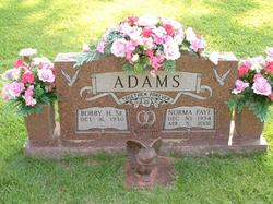 Norma Faye Adams