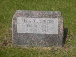 Ella Ovedia <i>Falaas</i> Johnson