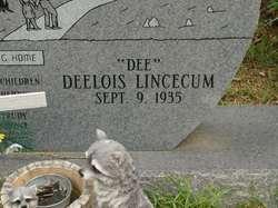 DeeLois Dee <i>Lincecum</i> Jones