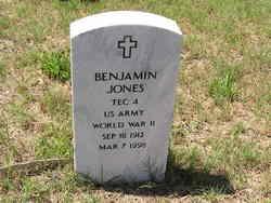 Benjamin Jones