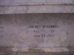 Volney Dixon Hemenway