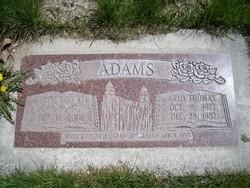 Bertie Lou <i>Lee</i> Adams