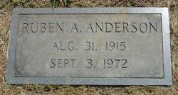 Ruben Alfred Anderson