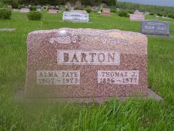 Alma Faye <i>Pasco</i> Barton