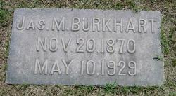 James Monroe Burkhart